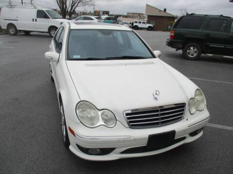 2007 Mercedes-Benz C-Class for sale at Z Motors in Chattanooga TN