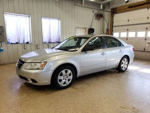 2009 Hyundai Sonata for sale at Sand's Auto Sales in Cambridge MN