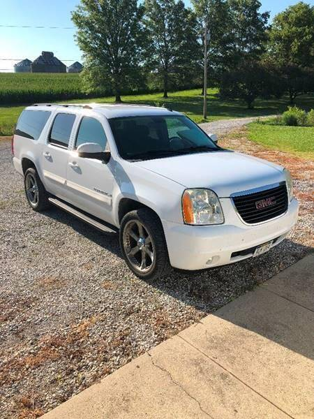 2007 GMC Yukon XL for sale at Wayne Johnson Private Collection in Shenandoah IA