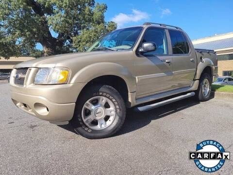 2004 Ford Explorer Sport Trac for sale at Carma Auto Group in Duluth GA