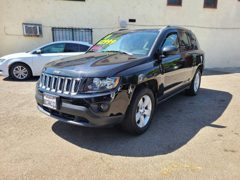2017 Jeep Compass for sale at AUTOMEX in Sacramento CA