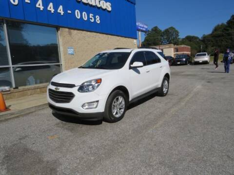 2017 Chevrolet Equinox for sale at Southern Auto Solutions - 1st Choice Autos in Marietta GA