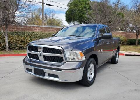 2016 RAM Ram Pickup 1500 for sale at International Auto Sales in Garland TX