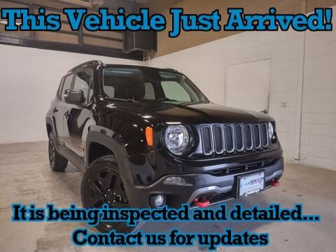2018 Jeep Renegade for sale at CarSwap in Sioux Falls SD