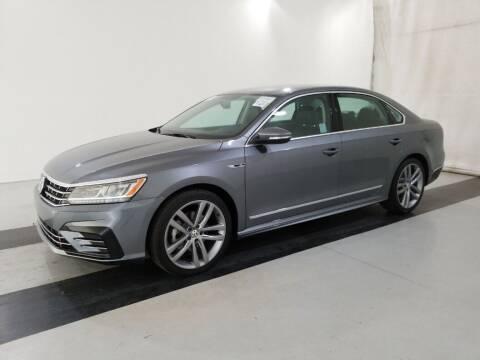 2017 Volkswagen Passat for sale at A.I. Monroe Auto Sales in Bountiful UT