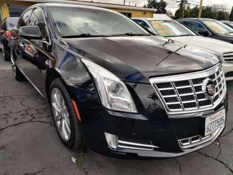 2013 Cadillac XTS for sale at Crown Auto Inc in South Gate CA