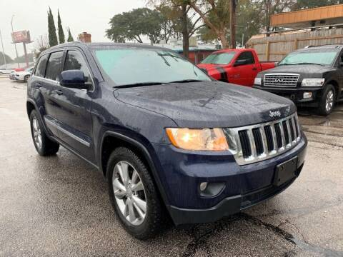 2013 Jeep Grand Cherokee for sale at AWESOME CARS LLC in Austin TX