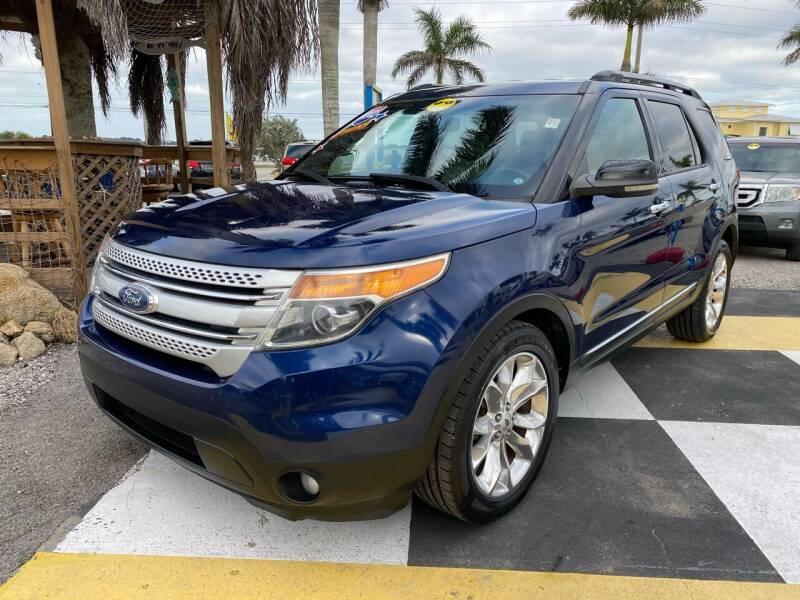 2012 Ford Explorer for sale at D&S Auto Sales, Inc in Melbourne FL