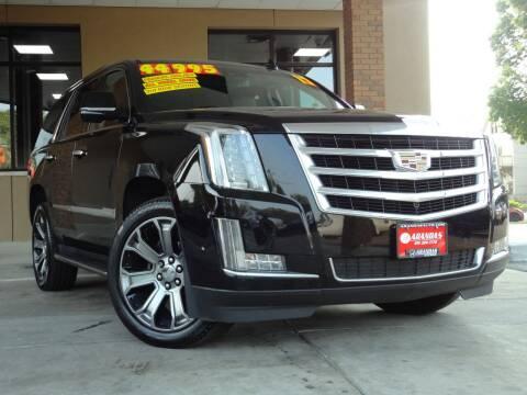 2017 Cadillac Escalade for sale at Arandas Auto Sales in Milwaukee WI
