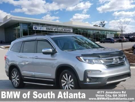 2019 Honda Pilot for sale at Carol Benner @ BMW of South Atlanta in Union City GA