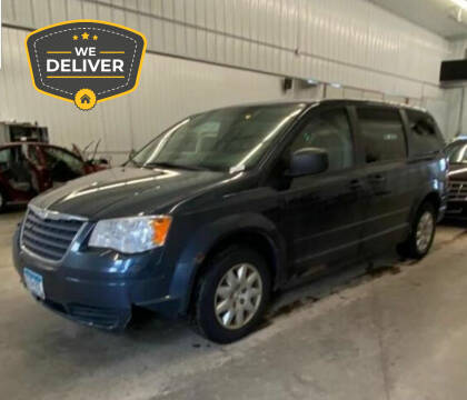 2008 Chrysler Town and Country for sale at Tower Motors in Brainerd MN