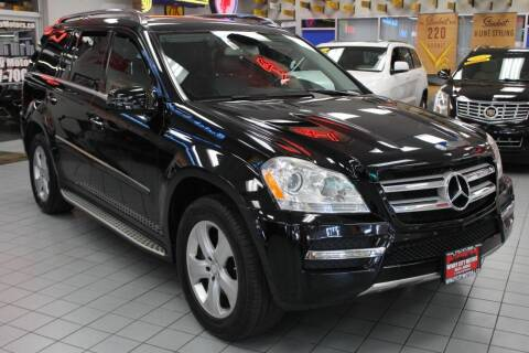 2012 Mercedes-Benz GL-Class for sale at Windy City Motors in Chicago IL