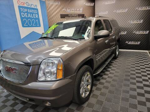 2012 GMC Yukon XL for sale at X Drive Auto Sales Inc. in Dearborn Heights MI