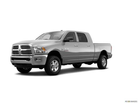 2013 RAM Ram Pickup 2500 for sale at SULLIVAN MOTOR COMPANY INC. in Mesa AZ
