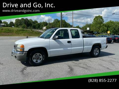2004 GMC Sierra 1500 for sale at Drive and Go, Inc. in Hickory NC