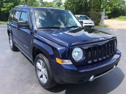 2017 Jeep Patriot for sale at Newcombs Auto Sales in Auburn Hills MI