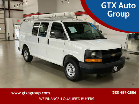 2015 Chevrolet Express Cargo for sale at GTX Auto Group in West Chester OH