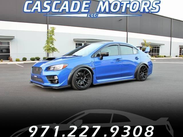 2015 Subaru WRX for sale at Cascade Motors in Portland OR