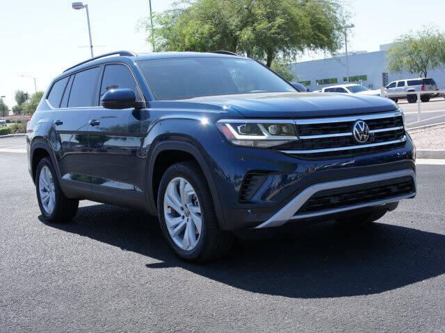 2021 Volkswagen Atlas for sale at CarFinancer.com in Peoria AZ
