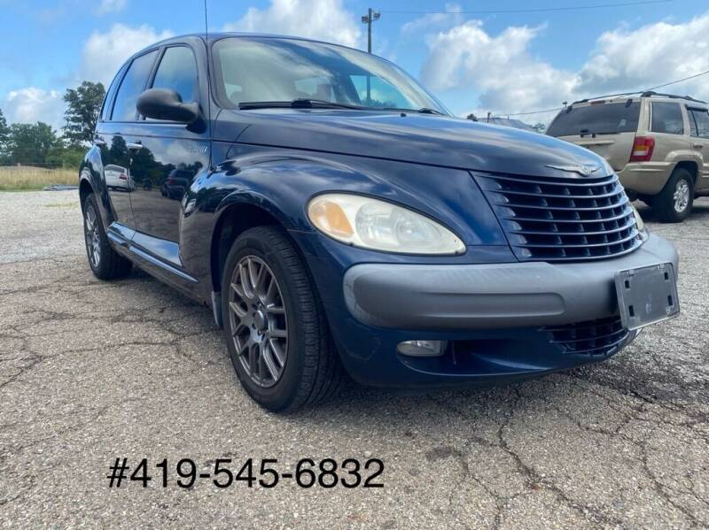 2001 Chrysler PT Cruiser for sale at KRIS RADIO QUALITY KARS INC in Mansfield OH
