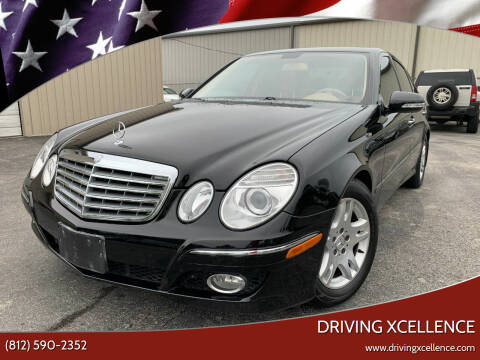 2007 Mercedes-Benz E-Class for sale at Driving Xcellence in Jeffersonville IN