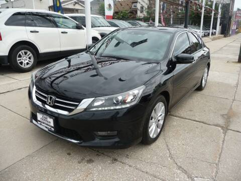 2014 Honda Accord for sale at Car Center in Chicago IL