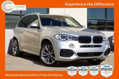 2018 BMW X5 for sale at Dallas Auto Finance in Dallas TX