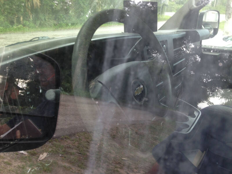 2014 Chevrolet G3500 4WD Commercial Box Van - Port Orange FL