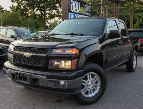2012 Chevrolet Colorado for sale at EXCLUSIVE MOTORS in Virginia Beach VA