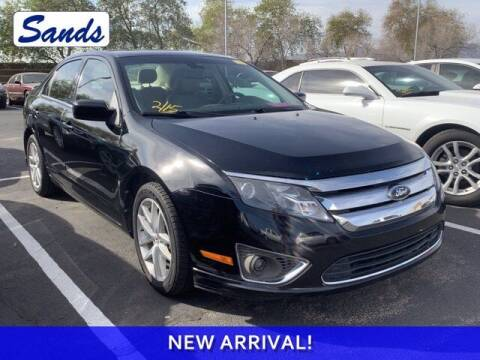2012 Ford Fusion for sale at Sands Chevrolet in Surprise AZ