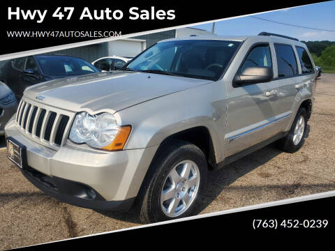 2010 Jeep Grand Cherokee for sale at Hwy 47 Auto Sales in Saint Francis MN