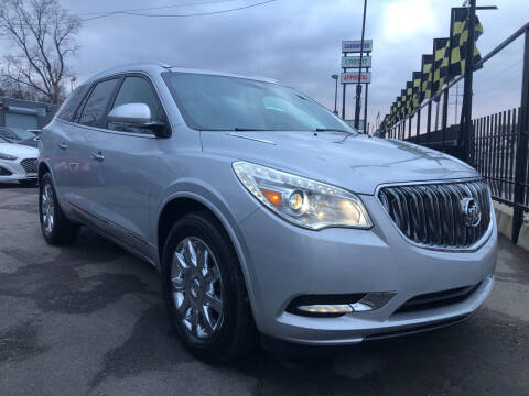 2017 Buick Enclave for sale at Champs Auto Sales in Detroit MI