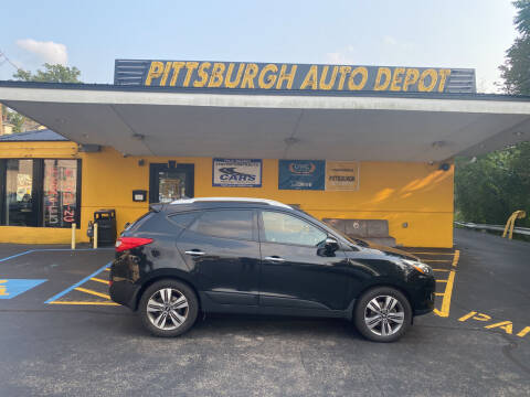 2015 Hyundai Tucson for sale at Pittsburgh Auto Depot in Pittsburgh PA