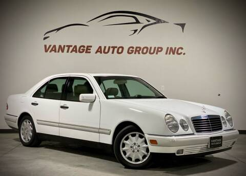 1997 Mercedes-Benz E-Class for sale at Vantage Auto Group Inc in Fresno CA