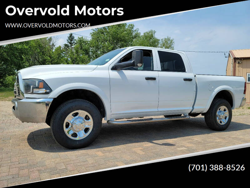 2011 RAM Ram Pickup 3500 for sale at Overvold Motors in Detroit Lakes MN