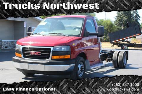 2015 GMC Savana Cutaway for sale at Trucks Northwest in Spanaway WA