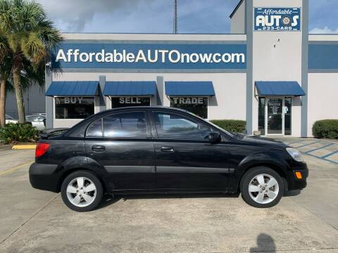 2009 Kia Rio for sale at Affordable Autos in Houma LA