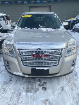 2014 GMC Terrain for sale at Right Choice Automotive in Rochester NY