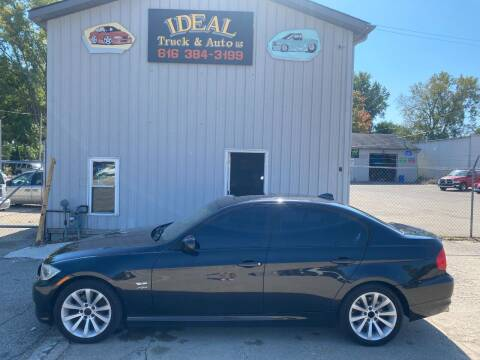 2011 BMW 3 Series for sale at IDEAL TRUCK & AUTO LLC in Coopersville MI
