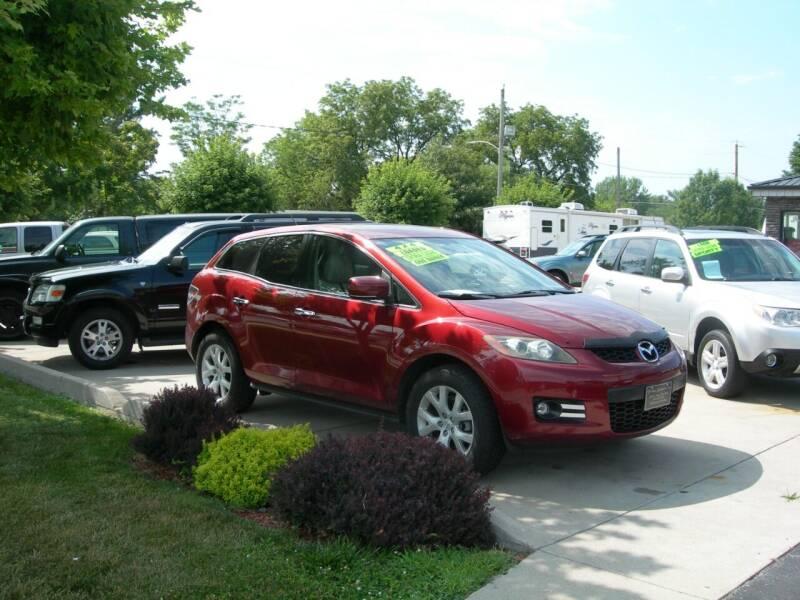 2007 Mazda CX-7 for sale in Des Moines, IA
