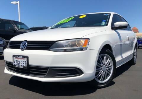 2013 Volkswagen Jetta for sale at LUGO AUTO GROUP in Sacramento CA