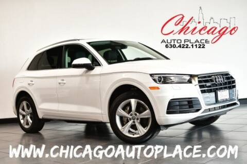 2019 Audi Q5 for sale at Chicago Auto Place in Bensenville IL