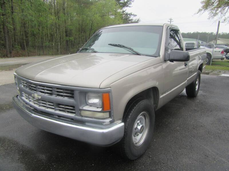 2000 Chevrolet C/K 2500 Series for sale at Bullet Motors Charleston Area in Summerville SC