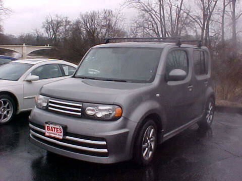 2010 Nissan cube for sale at Bates Auto & Truck Center in Zanesville OH