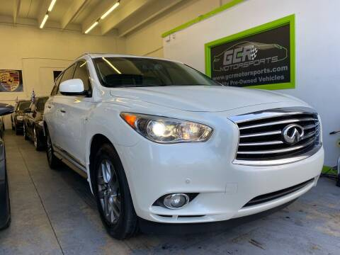 2015 Infiniti QX60 for sale at GCR MOTORSPORTS in Hollywood FL