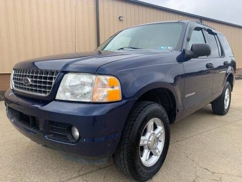 2005 Ford Explorer for sale at Prime Auto Sales in Uniontown OH