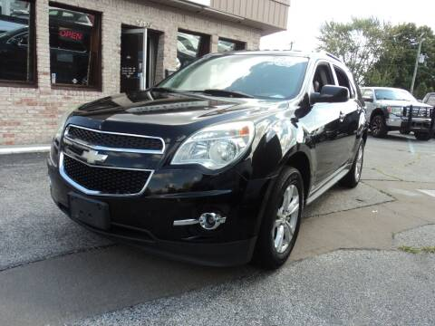 2013 Chevrolet Equinox for sale at Indy Star Motors in Indianapolis IN