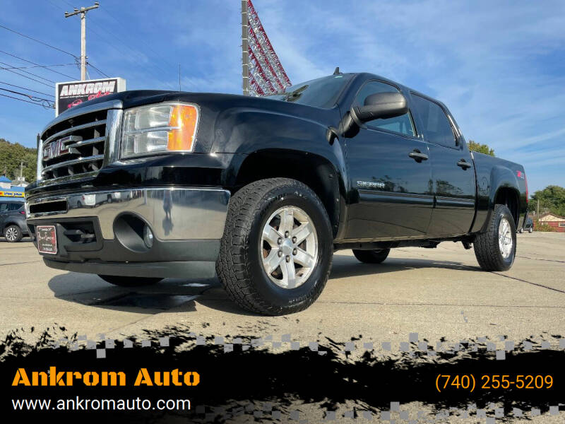 2012 GMC Sierra 1500 for sale at Ankrom Auto in Cambridge OH