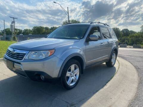2009 Subaru Forester for sale at Xtreme Auto Mart LLC in Kansas City MO