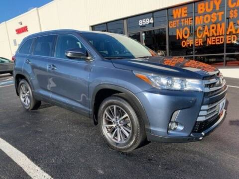 2019 Toyota Highlander for sale at BuyFromAndy.com at Hi Lo Auto Sales in Frederick MD